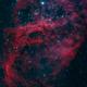 Part Of The Carina Nebula (Tail),                                David