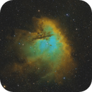 Sh2-184 Pacman Nebula,                                Fabian Rodriguez Frustaglia