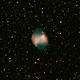 Dumbbell Nebula M27,                                dave