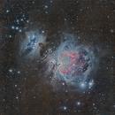 Orion Nebula Short Exposure,                                msmythers