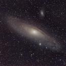M31 Andromeda Galaxy,                                Starlight Hunter