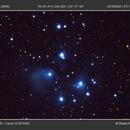 Pleiades (M45),                                Radek Kaczorek