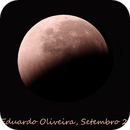 Eclipse from Diamantina, MG, Brazil,                                Eduardo Oliveira
