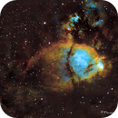 IC 1795 Fish Head Nebula in Cassiopeia,                                Francois Theriault