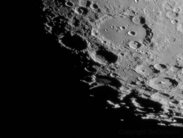 Calvius Crater,                                Alexander Laue