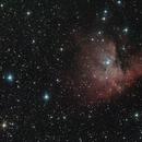 NGC 281,                                Andrea Collevecchio