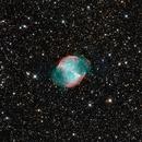 M27 Dumbell Nebula,                                Glen Fountain