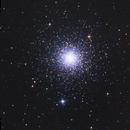 M 3 with Quasars,                                CCDMike