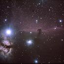 Horsehead nebula in Orion,                                Iepie007