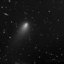 Comète 168P/Hergenrother,                                Danastro