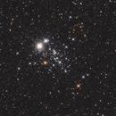 NGC457 - E.T. / Owl Cluster,                                Fabio Mirra