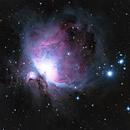 Orion and Running Man Nebula (M42),                                Arnau Romaguera Camps