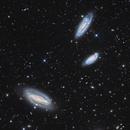 NGC7552, NGC7582, NGC7599, NGC7590  deep view,                                Stanislav Volskiy