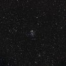 NGC 457 - Dragonfly cluster,                                Geert Vanden Broeck
