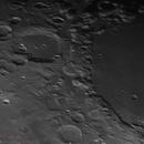 Crater Cleomedes and Mare Crisium,                                Alexander Sorokin