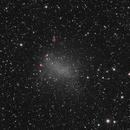 NGC6822 Barnard's Galaxy,                                Verio
