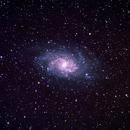 Triangulum Galaxy,                                Kurt Bozkurt