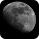 Luna, fase al 78%,                                Giuseppe Focacetti