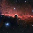 Barnard 33 - The Horsehead Nebula,                                John Landreneau