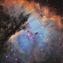 NGC 281 Pacman Nebula,                                Salvatore Giambruno