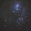 M8 - The Lagoon Nebula,                                jtfc