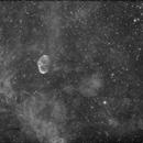Crescent nebula and clouds,                                Emil_N