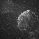 Ic443 in Gif format using Nikita Misiura's Star-net program,                                Greg Ray