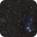 NGC 2264 and friends,                                Mattes