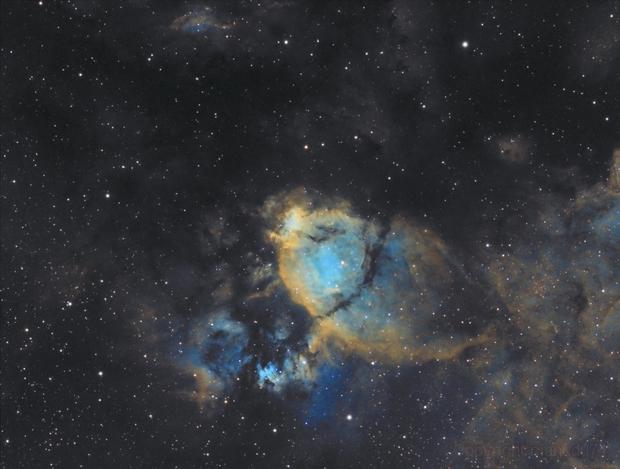 IC 1795 (Nébuleuse du poisson),                                manudu74