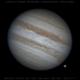 Jupiter - Ganymede Occultation - 2016/03/13,                                Chappel Astro