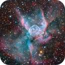 NGC 2359 - Thor´  s Helmet Emission Nebula - HaOIIILRGB by Insight Observatory :-),                                Daniel Nobre