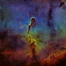 IC 1396A - Elephant's Trunk,                                Eric Beckinger