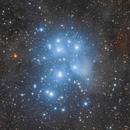 M45 - The Pleiades / 7 sisters / Subaru,                                Romain Didier