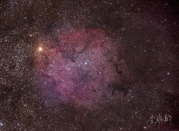 IC1396,                                wei-hann-Lee