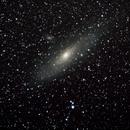 Andromeda M31 - Corse - 18/09/2019,                                Philippe Etourneau