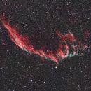 NGC 6992 (Eastern Veil Nebula),                                Brett Alcox