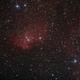 Tulip Nebula Sh2-101,                                Ryan Betts