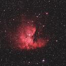 Pacman Nebula NGC281,                                PeterCPC