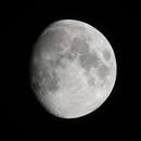 Ten-Day-Old Moon, July 1, 2020 (w/ PSRS),                                AlenK