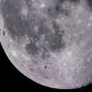 ISS Moon Transit,                                Dan Gallo