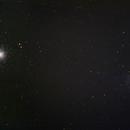 M53 and NGC5053 Globular Clusters,                                Shannon Calvert