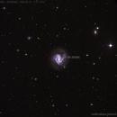 SN 2020jfo in M61,                                andrealuna
