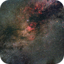 NGC 7000 widefiled,                                Andreas Hofer