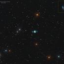 NGC 2371-2 Planetary Neb in Gemini,                                Space_Man_Spiff
