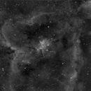 IC 1805 / Herznebel in H alpha,                                Arne Krack