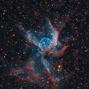 Thors Helmet  - NGC 2359,                                Paddy Gilliland