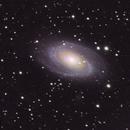 Cigar Galaxy (M81 or NGC 3031)  & Bode Galaxy (M81 or NGC 3031),                                Voirol Christian