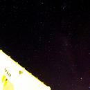 Registro astrofográfico - 31.08.2015 - Cachoeira Pta,                                João Gabriel Soares
