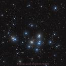 M44 - Amas de la crèche,                                PierreLo