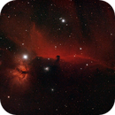 Flame and Horsehead Nebulae (2019),                                Daniel Tackley